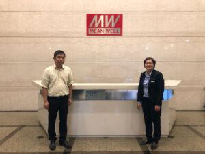 Potech chính thức trở thành đại lý phân phối các bộ nguồn chính hãng của Meanwell tại Việt Nam 1