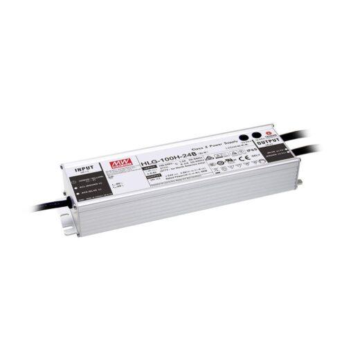 Nguồn Meanwell HLG-100H-20AB (96.00W/20V/4.80A) 1
