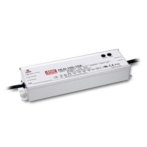 Nguồn Meanwell HLG-150H-24AB (151.20W/24V/6.30A) 1