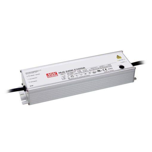 Nguồn Meanwell HLG-240H-C1050B (249.9W/238V/1050mA) 1