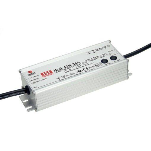 Nguồn Meanwell HLG-40H-54AB (40.50W/54V/0.75A) 1
