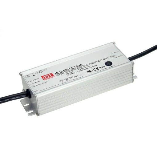 Nguồn Meanwell HLG-60H-C700 (70W/100V/700mA) 1