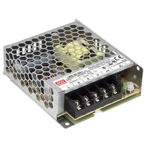 Nguồn Meanwell LRS-35-5 (35W/5V/7.00A) 1