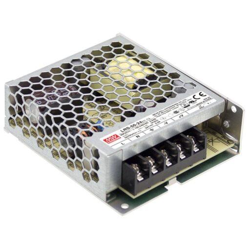 Nguồn Meanwell LRS-50-24 (52.80W/24V/2.20A) 1