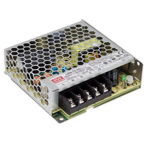 Nguồn Meanwell LRS-75-24 (76.80W/24V/3.20A) 1