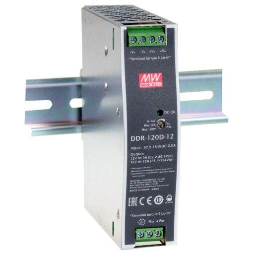 Nguồn Meanwell DDR-120B-24 (120W/24V/5.00A) 1