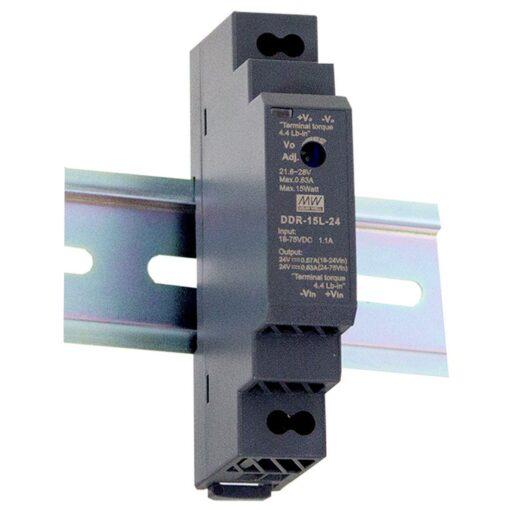 Nguồn Meanwell DDR-15G-24 (15.12W/24V/0.63A) 1