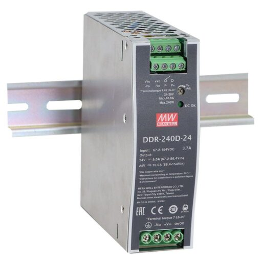 Nguồn Meanwell DDR-240C-48 (240W/48V/5.00A) 1
