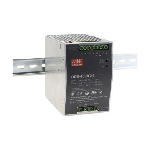 Nguồn Meanwell DDR-480D-12 (400.80W/12.0V/33.40A) 1
