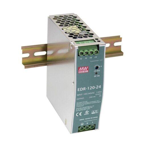 Nguồn Meanwell EDR-120-48 (120W/48V/2.5A) 1