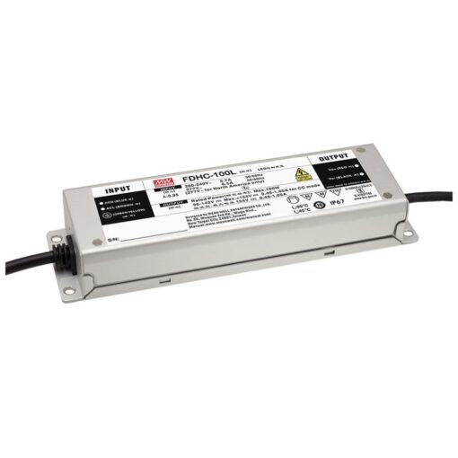 Nguồn Meanwell FDHC-100H (100W/30 ~ 54V/1850 ~ 3000mA) 1