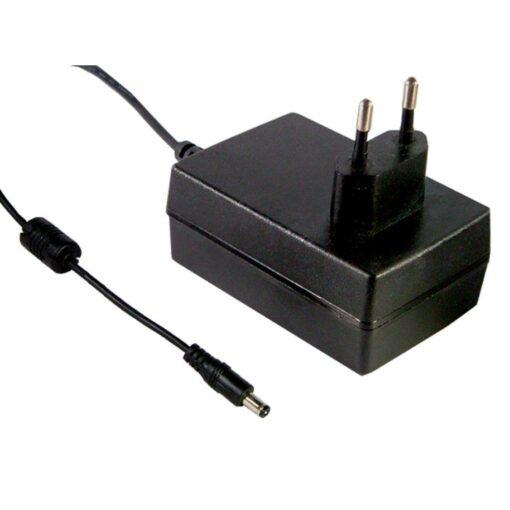 Nguồn Meanwell GSM18E18-P1J (18W/18V/0~1.00A) 1
