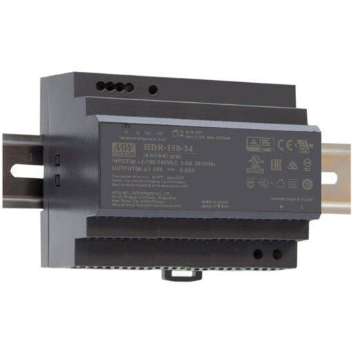 Nguồn Meanwell HDR-150-12 (135.6W/12V/11.3A) 1