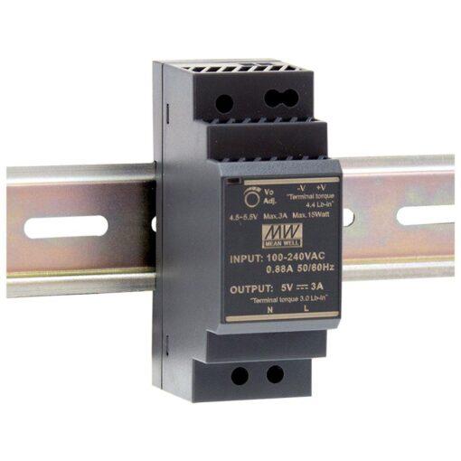 Nguồn Meanwell HDR-30-12 (24W/12V/2A) 1