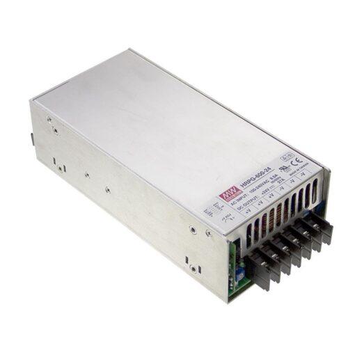 Nguồn Meanwell HRPG-600-24 (648W/24V/27A) 1