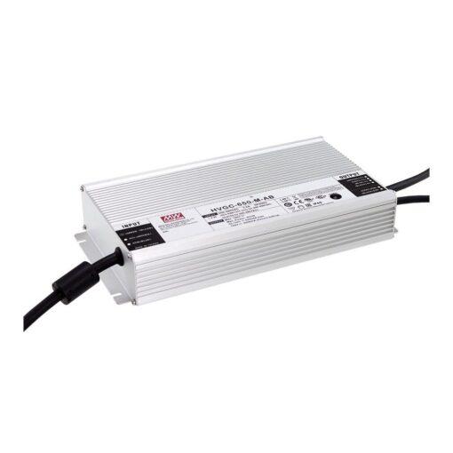 Nguồn Meanwell HVGC-650-U-AB (649.6W/24 ~ 58V/630 ~ 1050mA) 1
