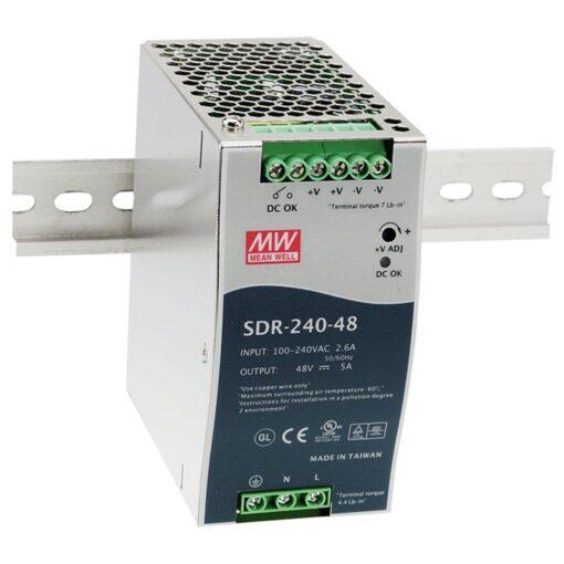 Nguồn Meanwell SDR-240-48 (240W/48V/5.00A) 1