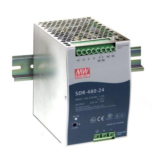 Nguồn Meanwell SDR-480-48 (480W/48V/10.00A) 1