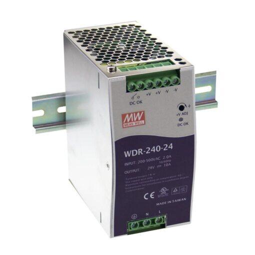 Nguồn Meanwell WDR-240-48 (240W/48V/5A) 1
