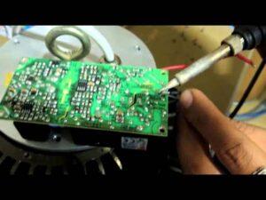 Những lý do LED Driver cho đèn LED High Bay hỏng 3