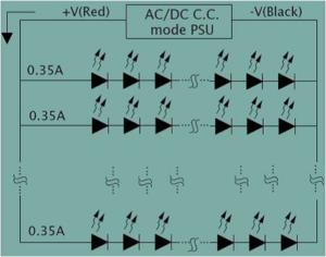 Thiết kế nguồn điện cho đèn LED