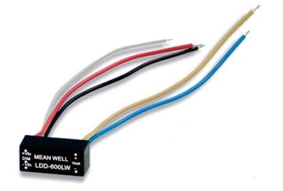 Tránh kết nối song song nhiều LED vào LED Driver dòng không đổi 1
